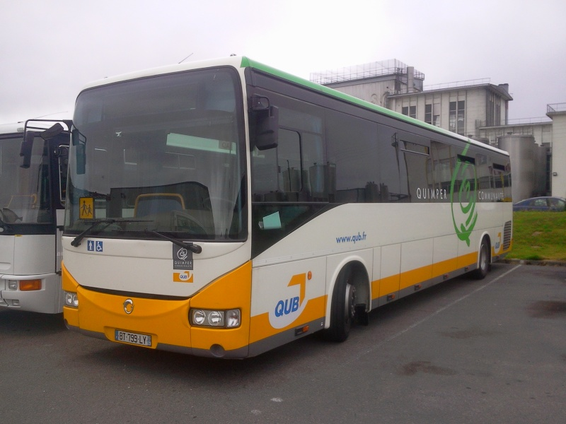Quimper (29) - QUB Irisbu30
