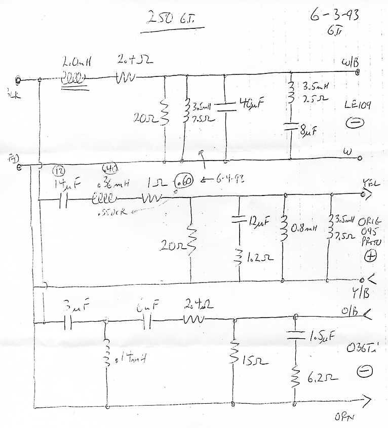 Serie XPL 250 (proto de la 250 TI upgradée)  - Page 2 Xpl25010