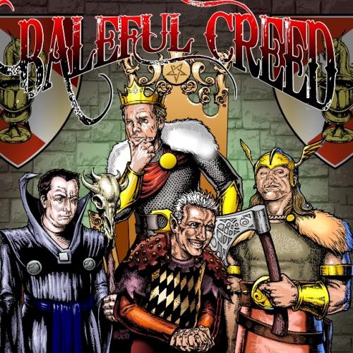Baleful Creed - Baleful Creed (2013) Album Review 45i_ba10