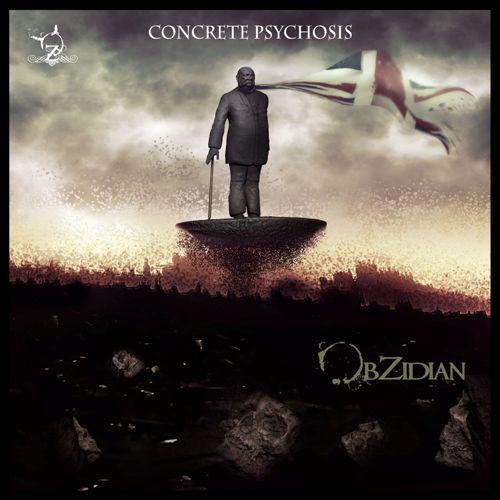 Obzidian - Concrete Psychosis (2014) Album Review 510