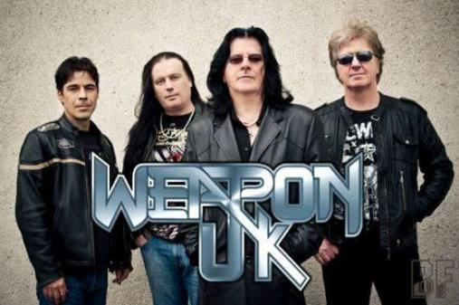 Weapon UK - Rising From The Ashes (2014) Album Review 71d_we10