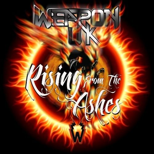 Weapon UK - Rising From The Ashes (2014) Album Review 71e_ri10