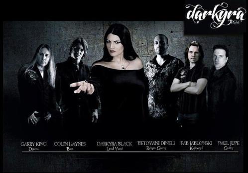 Darkyra Black - Dragon Tears (2014) Album Review Darkyr10