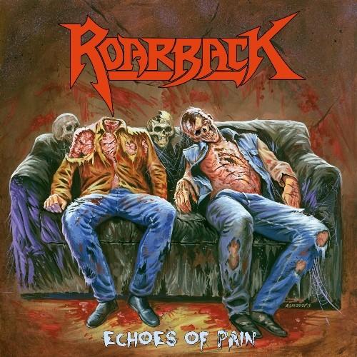 Roarback - Echoes Of Pain (2014) Album Review Echoes10
