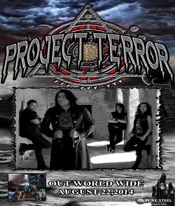Project Terror - Conquistador (2014) Album Review Projec12