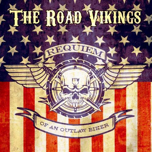 The Road Vikings - Requiem Of An Outlaw Biker (2014) album review Requie10