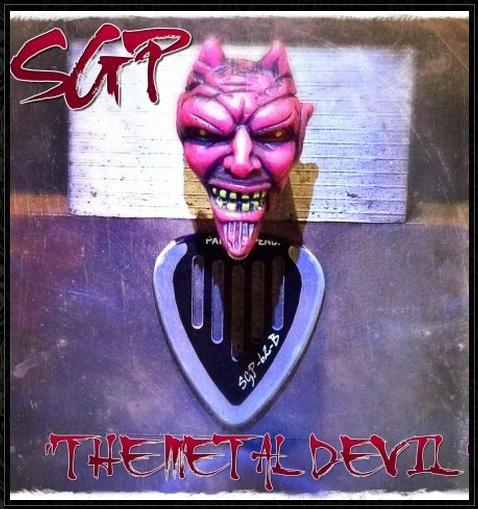 Sinister Guitar Picks (Guitar Picks With A Metal Edge) Sgp_me10