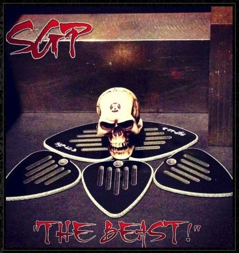 Sinister Guitar Picks (Guitar Picks With A Metal Edge) Sgp_th10