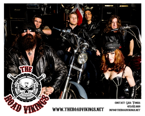 The Road Vikings - Requiem Of An Outlaw Biker (2014) album review The_ro10
