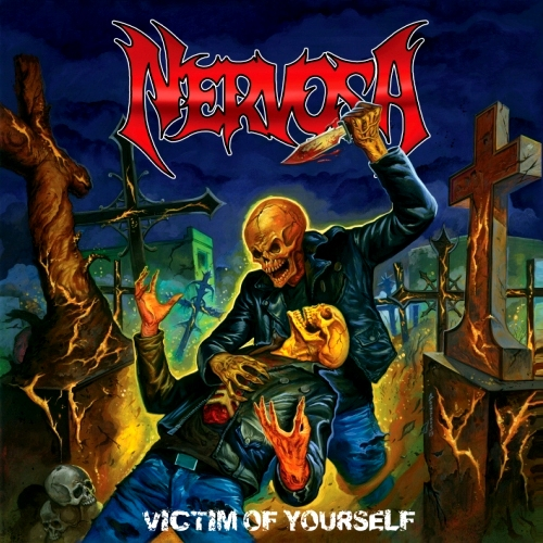 Nervosa - Victim Of Yourself (2014) Album Review Victim10