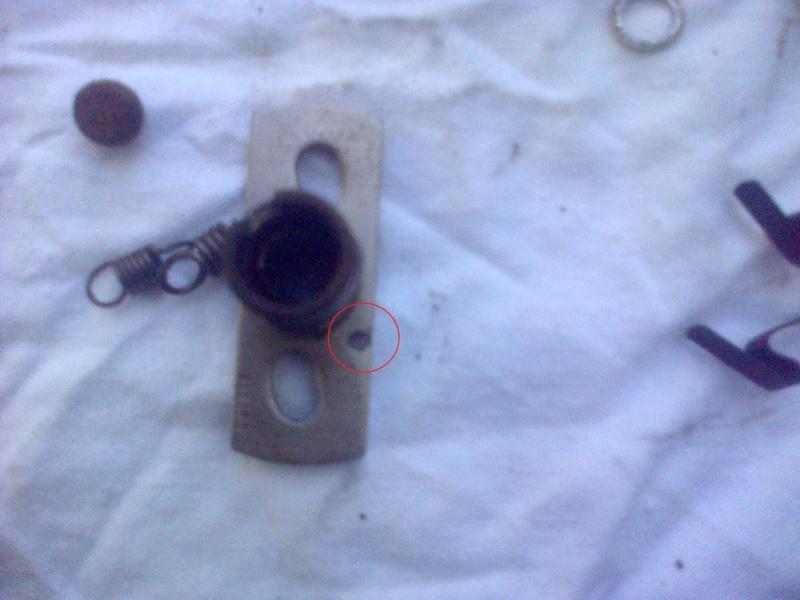 Montage d'allumeur à capteur de solara sur moteur de simca rallye . Img-2121