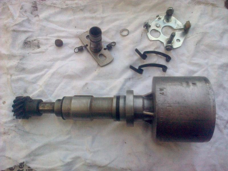 Montage d'allumeur à capteur de solara sur moteur de simca rallye . Img-2130