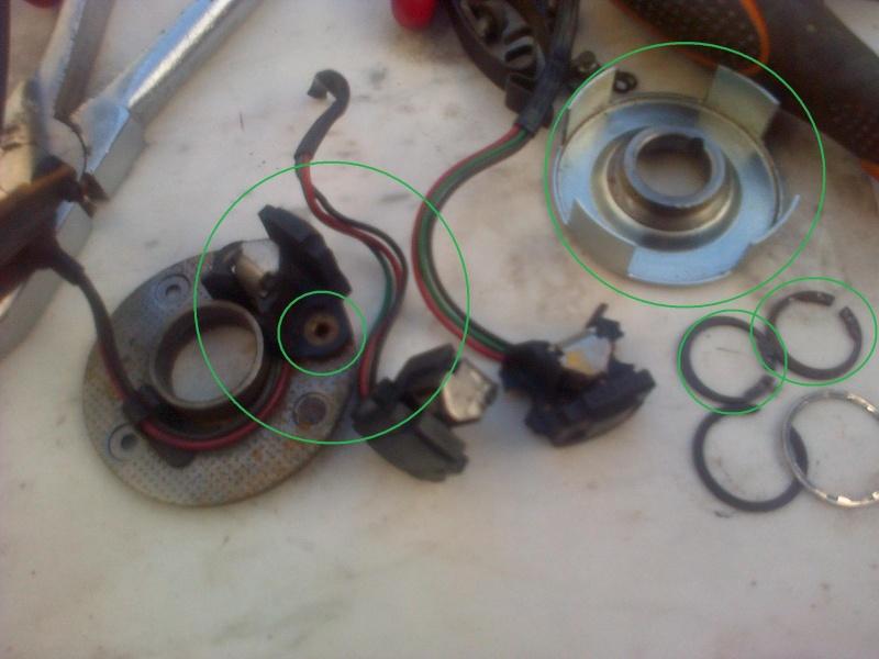 Montage d'allumeur à capteur de solara sur moteur de simca rallye . Img-2132