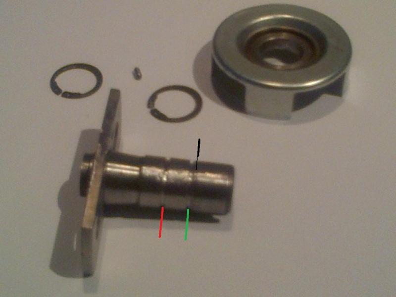 Montage d'allumeur à capteur de solara sur moteur de simca rallye . Img-2137