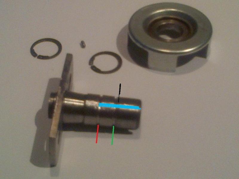 Montage d'allumeur à capteur de solara sur moteur de simca rallye . Img-2138