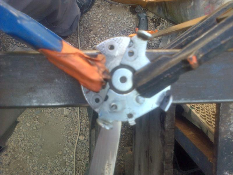 Montage d'allumeur à capteur de solara sur moteur de simca rallye . Img-2144