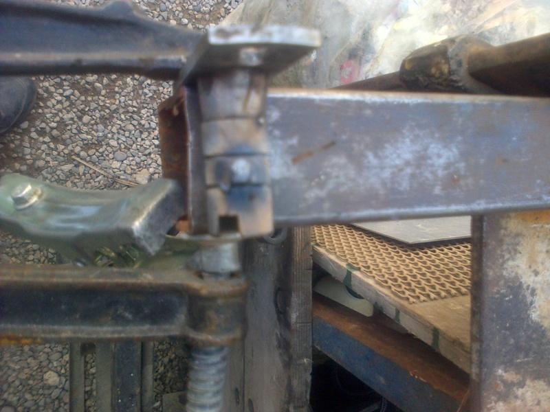 Montage d'allumeur à capteur de solara sur moteur de simca rallye . Img-2159