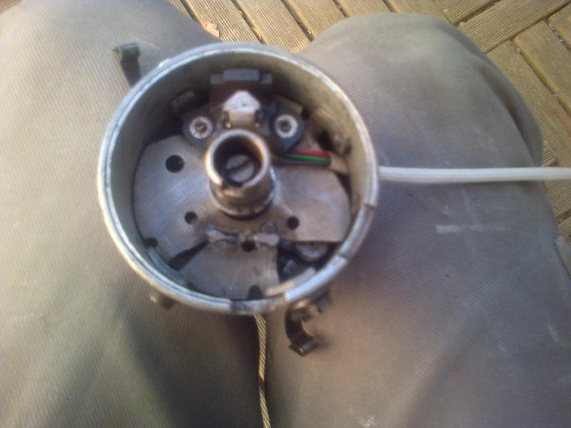 Montage d'allumeur à capteur de solara sur moteur de simca rallye . Img-2170
