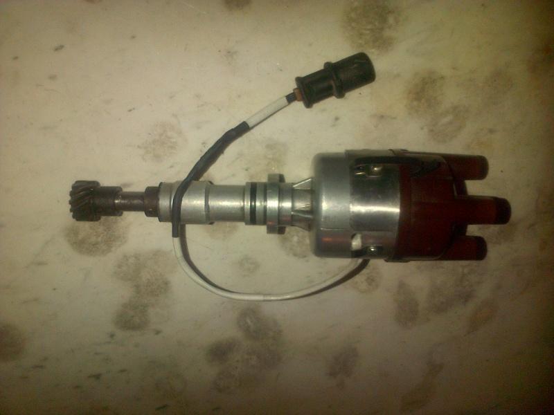Montage d'allumeur à capteur de solara sur moteur de simca rallye . Img-2175