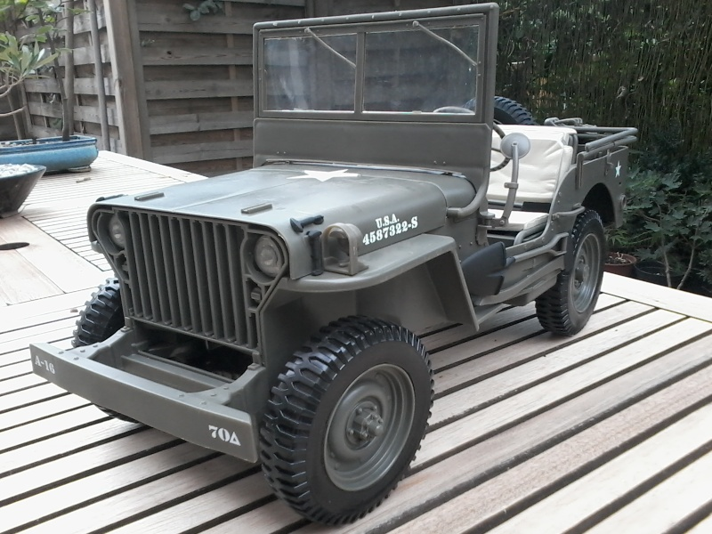 Jeep Willys 1/6 20140110