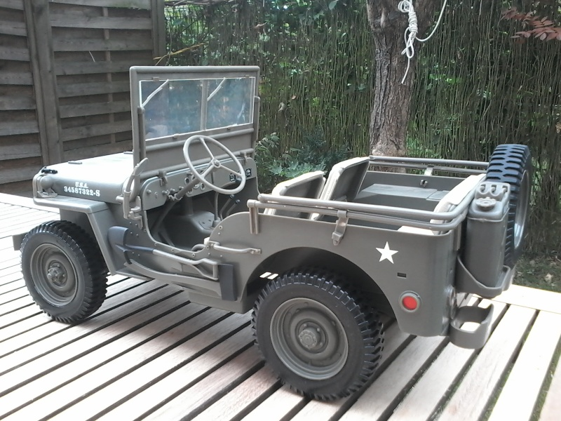 Jeep Willys 1/6 20140111