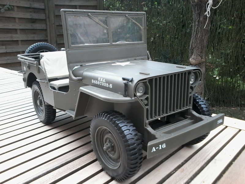 Jeep Willys 1/6 20140113