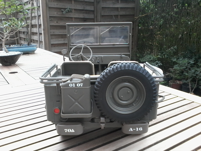 Jeep Willys 1/6 20140114