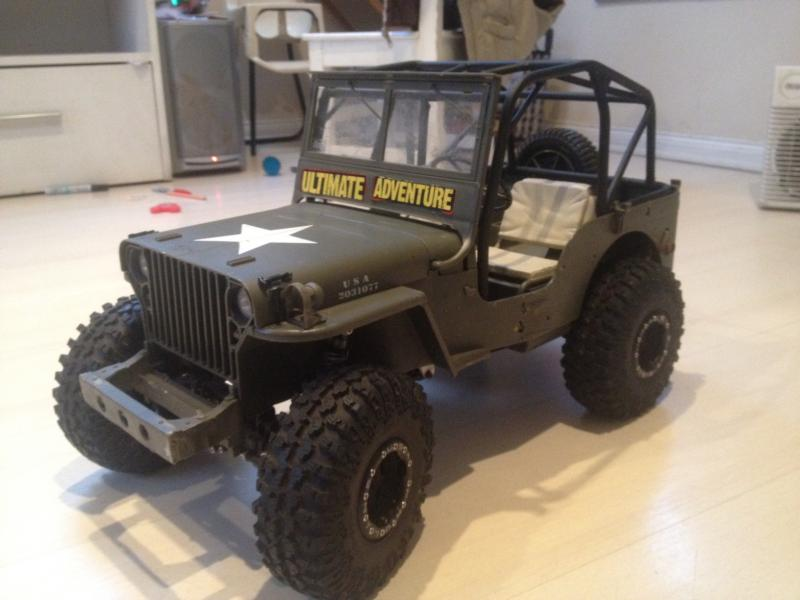 Jeep Willys 1/6 Photo210