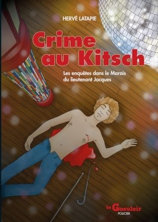 LATAPIE Herve - Crime au Kitsch 97910210