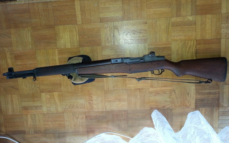 Garand M1 Italo Danois 210