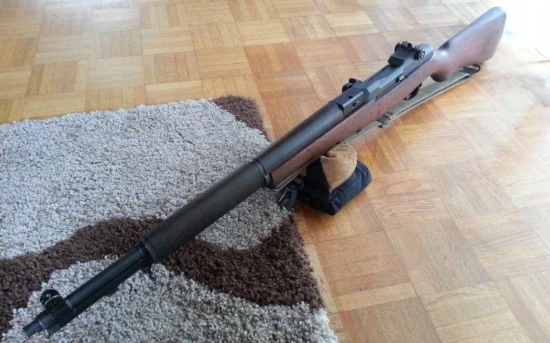Garand M1 Italo Danois 310