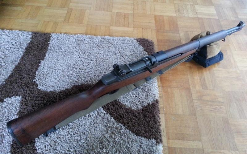 Garand M1 Italo Danois 410