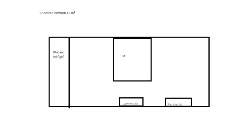 Déco maison: Chambre principale Plan_c10