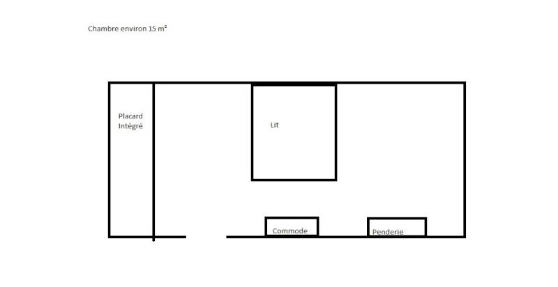 Déco maison: Chambre principale Plan_c12