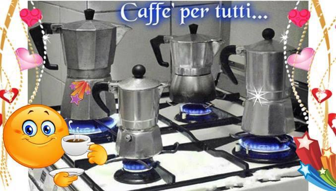 MARTEDI 17 GIUGNO SALUTIAMOCI IN QUESTA SEZIONE Caffe_12
