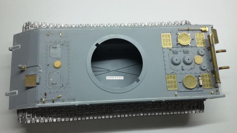 [Terminé] E-100 DRAGON 1/35 avec PE Voyager Model + tourelle KRUPP (par Rhino) + chenilles Friul 20140812
