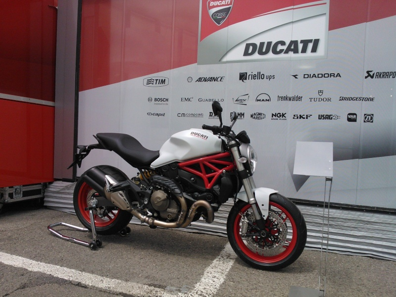 Nouvelle ducati monster 821 - Page 13 10333311