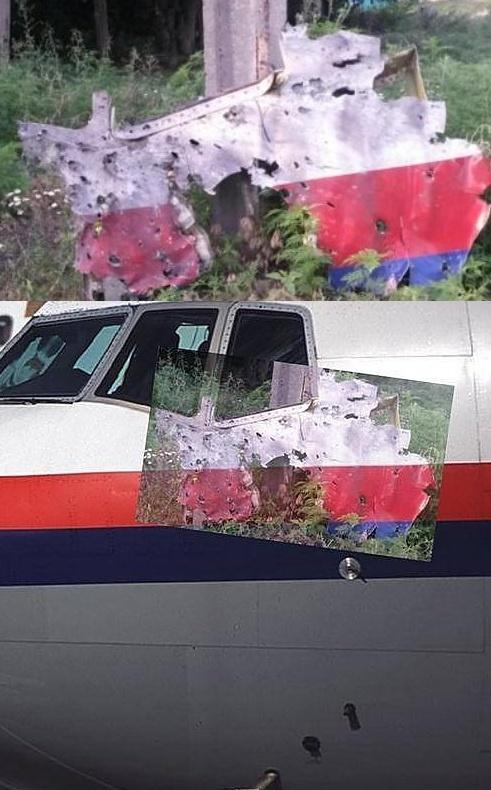 News du vol MH17 113