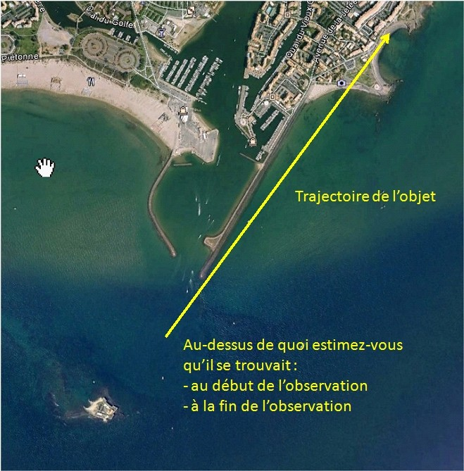 2001: le 13 Avril à 22h45 - Ovnis - Cap d'Agde - Hérault (dép.34) Agde10