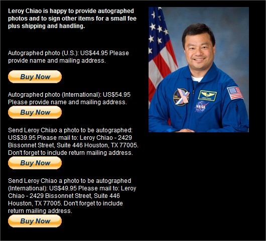 Témoignage de l'astronaute Leroy Chiao - Commandant de l'ISS en 2005 - Page 12 Prtscr16