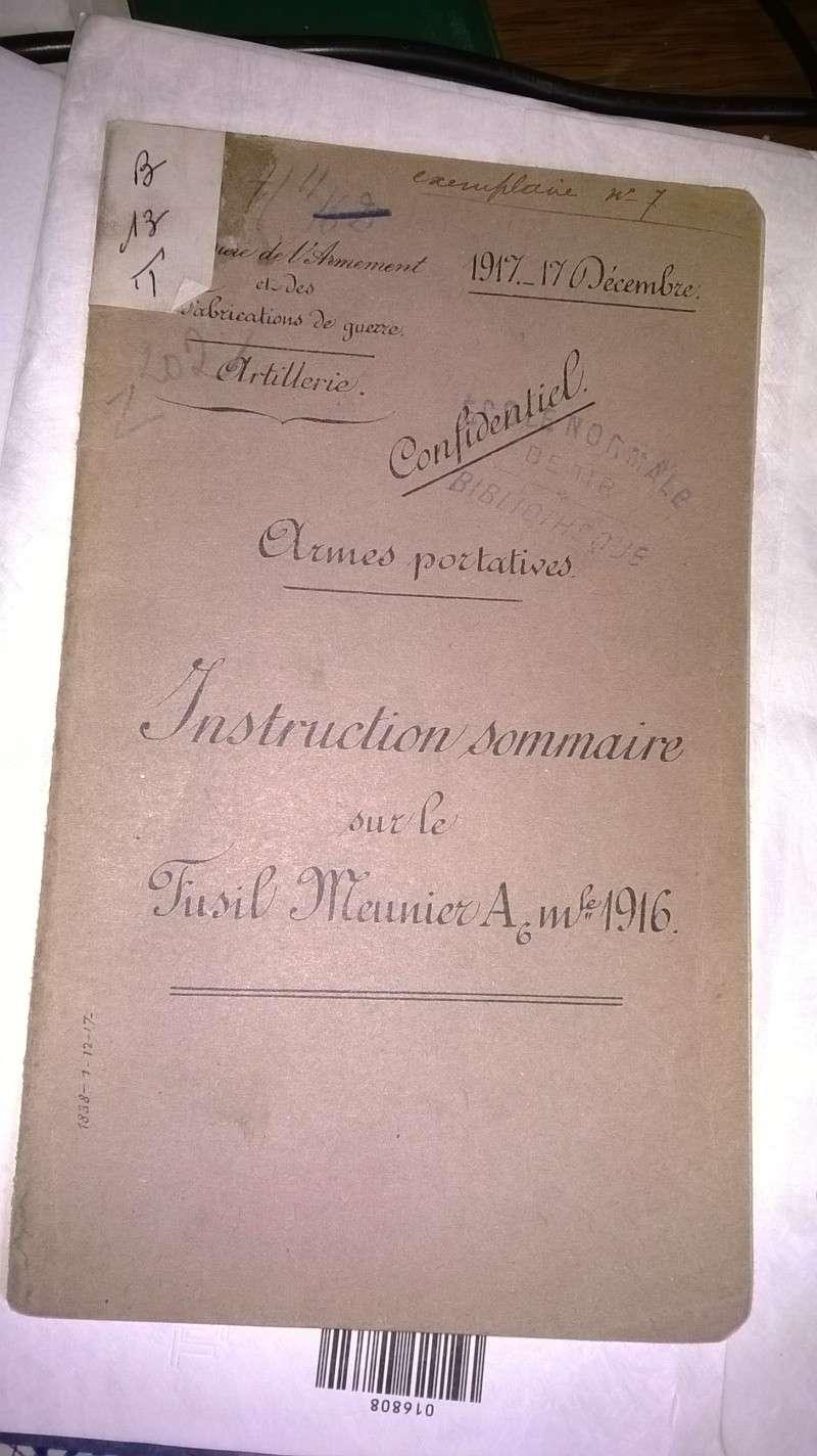 meunier A6 document d'époque Meunie11