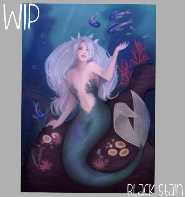 Ocean Queen [ evapowa ] Wip_si10