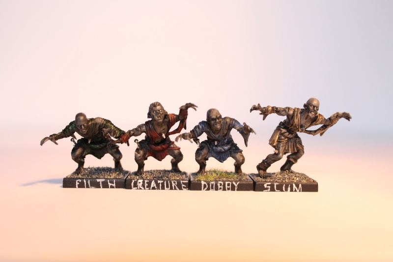 undead - MasterSpark's Undead warband Ghouls10
