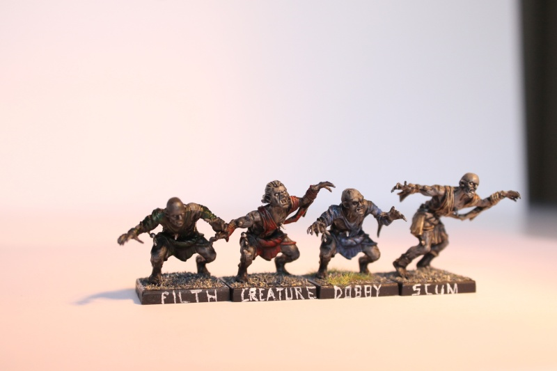 undead - MasterSpark's Undead warband Ghouls11