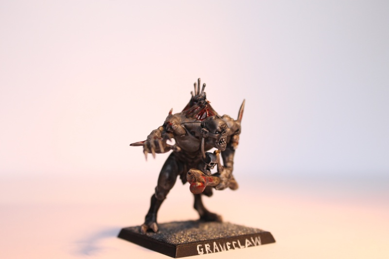 undead - MasterSpark's Undead warband Ogre310