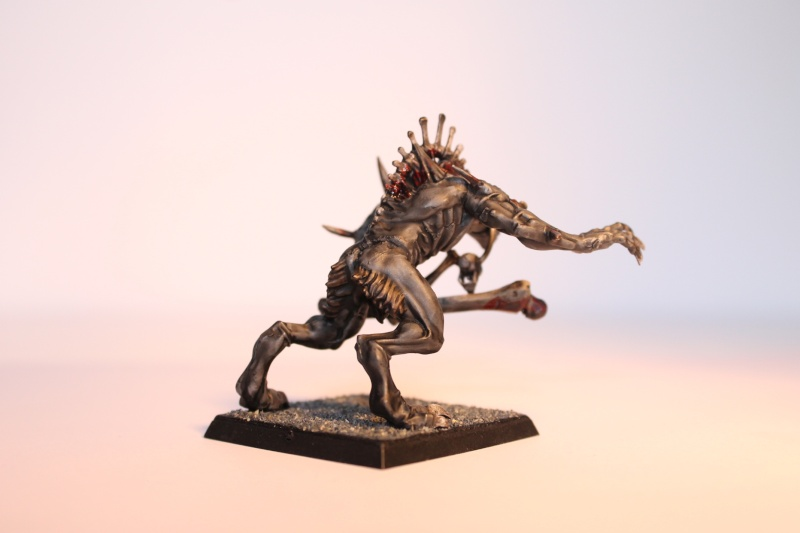 undead - MasterSpark's Undead warband Ogre410