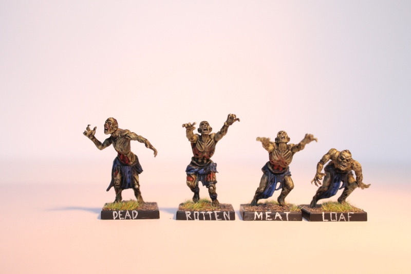 undead - MasterSpark's Undead warband Zombie10