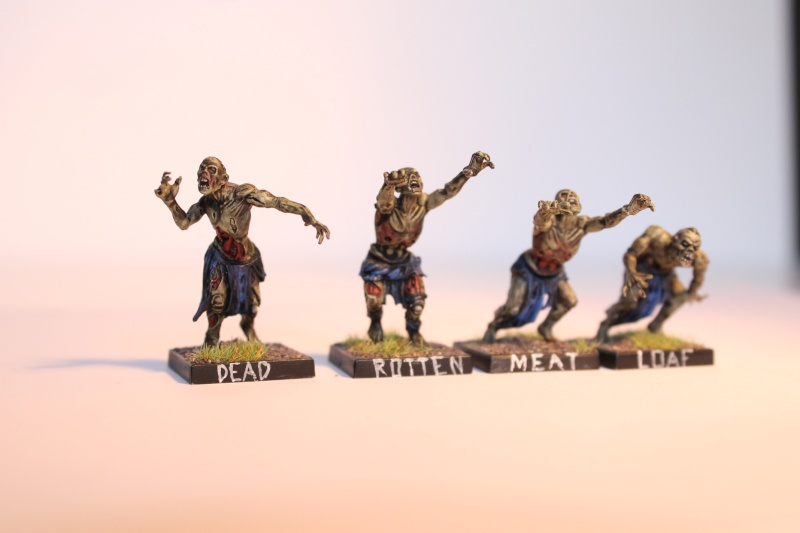 undead - MasterSpark's Undead warband Zombie11