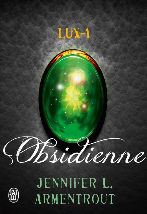 ARMENTROUT Jennifer L. - LUX - Tome 1 : Obsidienne  10552510