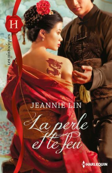 LIN Jeannie - La perle et le feu 97822811